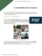 «El Opus Dei Es Una Familia Que No Se Separa Nunca» - Opus Dei