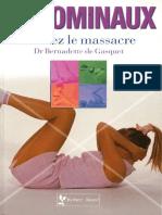 De Gasquet Bernadette - Abdominaux Arretez Le Massacre