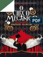 O Circo Mecanico Tresalti - Genevieve Valentine