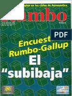 REVISTA RUMBO- 125
