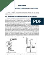 Procesamiento de Minerales - Mineralurgia III