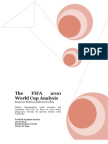 The FIFA 2010 World Cup Analysis