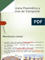 Membrana y Transporte