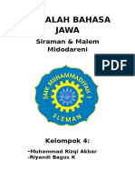 Makalah Bahasa Jawa