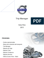 Curso Trip Manager Monitores