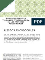 Evidencia 10 Comprensión de La Vigilancia Epidemiológica en Los Factores