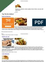 Receita Indiana _ Receitas Vegetarianas