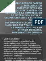 Motor Electrico 1111