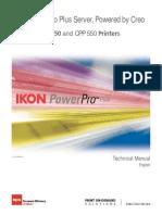 IKON PowerProPlus v2 Tech Manual