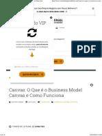 Canvas_ O Que é o Business Model Canvas e Como Funciona
