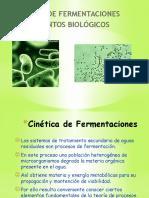 Cinética de Tratamientos Biológicos