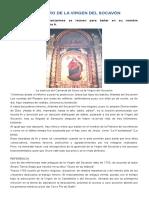 El Milagro de La Virgen Del Socavón
