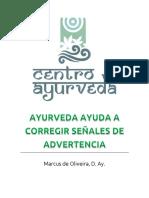 Ayurveda Corrige Sena Les