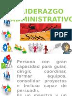 liderazgo administrativo