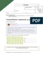 1. Guia Sustantivos Propios y Comunes