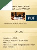 3 Materi Strategik Manajemen