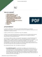 Guía Clínica de Diabetes Mellitus Tipo 1
