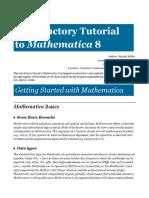 Intro Ducci on Mathematica