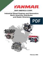 Yanmar NA-Directory Feb08