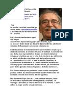 Gabriel José de La Concordia García Márquez