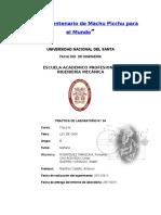 practica de lab. n°4 - LEY DE OHM