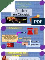 Presentación Infeccion en CirugiaIII