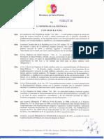 1 REGLAMENTO DE APLICACIÓN PARA EL PROCESO DE LICENCIAMIENTO EN LSO ESTABLECIMIENTOS DE SEGUNDO NIVEL DE ATENCIÓN.pdf