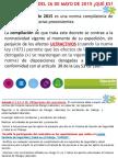 1O72 de 2015 Requisitos