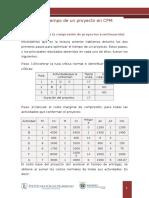 03 Optimizacion Del Tiempo de Un Proyecto en CPM