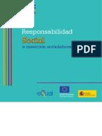 Responsabilidad Social e Insercion Sociolaboral