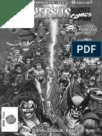 Marvel vs DC 1 de 4 - Desconocido