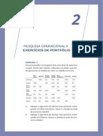 Pesquisa Operacional II 02 Portfolio