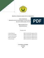 Lailatul Badriyah Universitas Jember PKMP