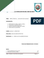 OBRA LITERARIA - CIEN AÑOS DE SOLEDAD(1)