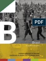 Juventude e integração sul-americana - Relatório Nacional Brasil (2008).pdf