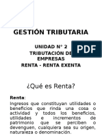 Unidad_2 - Renta - Renta Exenta