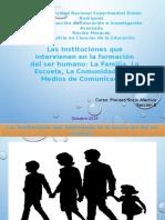 Exposicion Las Instituciones