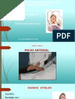 Pulso Arterial Fc Sv