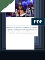 """""""La Cumbia Chicha Desde Una Perspectiva Semiótica"""""""