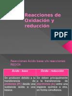 reaccionesdeoxidacionyreducion