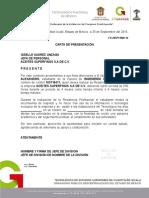 2. Carta de Presentacion V01