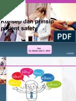 1_Konsep Dan Prinsip Patient Safety