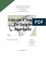 Proyecto de Acero GALPON