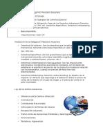 Elementos de La Obligación Tributaria Aduanera