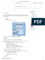 Programacion en Visual Basic 2008
