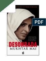 Desonrada - Mukhtar Maim