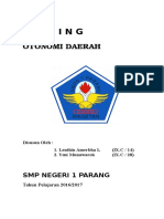 K L I P I N G - Otonomi Daerah 2