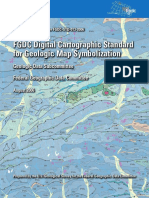 Geological Map Standards