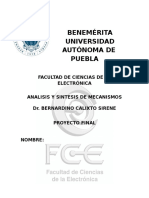 Proyecto analisis