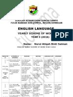 Rpt English Year 3 2016 (Edit)